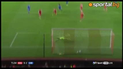 Саутхамптън - Челси 0:3 (01.01.2014)