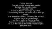 Eminem 50 cent dr. dree - Crack and bottle [kara0ke]