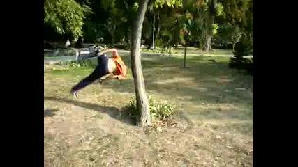 Nameless Uli And Bu4kata Side Flip