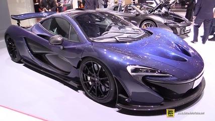 2016 Mclaren P1 Full Carbon - Walkaround - 2016 Geneva Motor Show