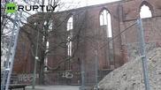 Мистериозно убийство в руините на известна берлинска църква
