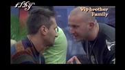 Стоян иска да целува Цветан Vip brother Family