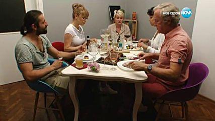 Рут Колева посреща гостите - Черешката на тортата (28.07.2016)