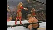 Billy & Chuck vs. Crash Holly & Funaki - Wwf Heat 27.01.2002
