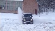 Ето От Кого Се Страхува Зимата (g63 V8 Bi-turbo ///amg)
