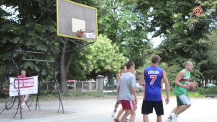 Rotaract streetball