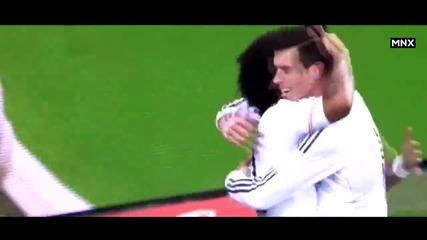 Gareth Bale - Skills Goals Passes