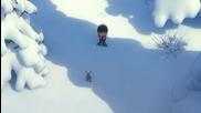 Маша И Медведь - Лыжню