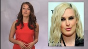 "Rumer Willis Looks Just Like Demi Moore in ""Twinning"" Photo"