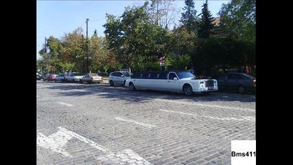 Rolls Royce Limo в София