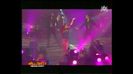 Lady Violet - Beautiful World (live)