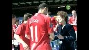Mаnchester United - Шампион на Англия 2009