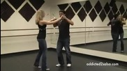 Salsa Dancing Club Style Hand Moves