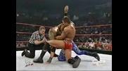 Raw 2004 - Randy Orton Vs Edge - Ic.title