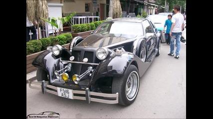 Класически автомобили в София !