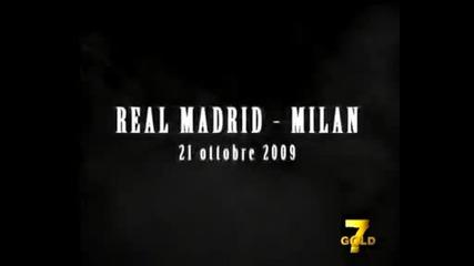 Crudeli Real Madrid - Milan 2-3 Lud Komentator 4