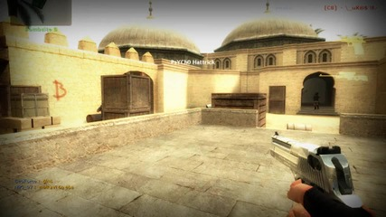 Psych0 - Counter Strike Source Small Deagle Movie