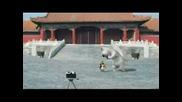 Лудата Мечка Еп. 4  -  Бой С Пингвина
