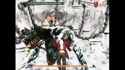 Devil May Cry 3 Dantes Awakening Gameplay