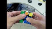 Как да наредите кубчето на рубик за 30 секунди