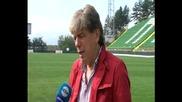ВИДЕО: Посрещането на Наджи Шенсой в Благоевград