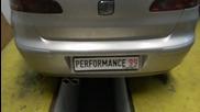 Доработен Seat Ibiza 1.9 Tdi Pd от Performance 99 Tuned