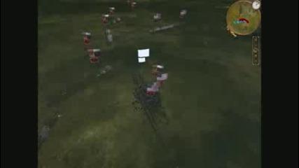 Empire Total War Online Battle : Russia vs Usa