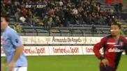 Cagliari - Napoli 3 - 3