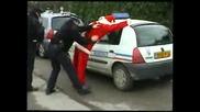 Смяяях Дядо Коледа полудя (remi Gaillard)