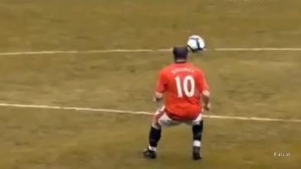 Wayne Rooney Ready For 2010/2011