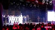 Видео от юбилейния концерт на Анелия