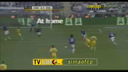 30.05.09 Челси - Евертън 2:1 гол на Франк Лампард ! Фа Къп Финал