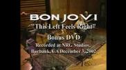 Bon Jovi - Love For Sale (acoustic Live)