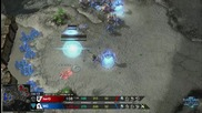 Mc vs. Hero - (pvp) - Game 4 - Ro16 - Wcs Global Finals 2014 - Starcraft 2 (hd)