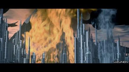 Worlds Collide - Незавършена 3 D Анимация