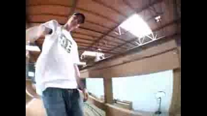 Яки Трикове Баскетбол На Скейт Рампите