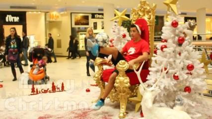 Kоледен фрийстайл футбол - Енис Тодоров