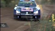 Wrc Rally Spain Catalunya - Crash & Maximum Attack - H D