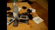 Вода и мобилни телефони 2. Шега. Ето как става