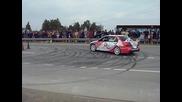 Попов прави опит за въртене