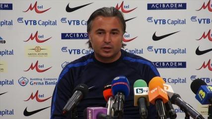 Ясен Петров: Мачът с Локомотив е важен, колкото този с ЦСКА