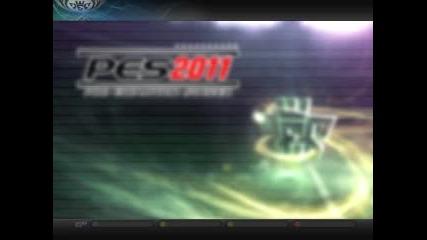 pes 2011 gameplay