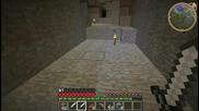 Villagecraft Еп.2 - Първите ни диаманти ? Е да ама не xd
