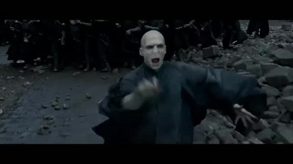 Harry Potter 7 Part 2 Official Trailer