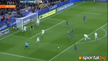 Барселона - Реал Мадрид 1 - 2 21.04.2012