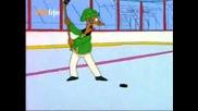 Семейство Симпсън - Лиса Става Хокеист