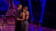 Louise Redknapp and Kevin Clifton - Rumba - prevod
