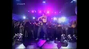 Billy Crawford - Trackin (live)