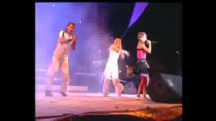 Maria Isabel - Making Of Gira 2006