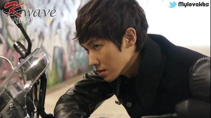 Lee Joon ( Mblaq) on K- Wave March Photoshoot